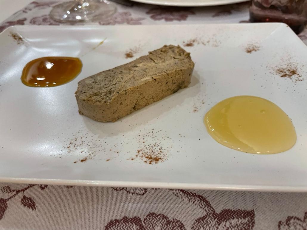 Paté de Gurumelo, Lopis